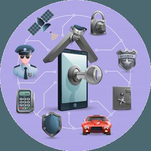 امنیت دستگاههای دیجیتال